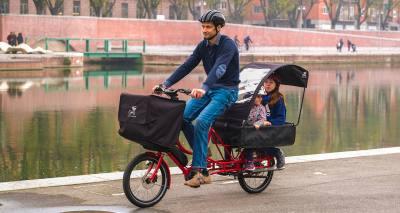 Bicicapace Justlong E-bike