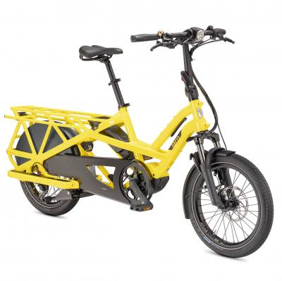 Tern GSD S10 demo bike