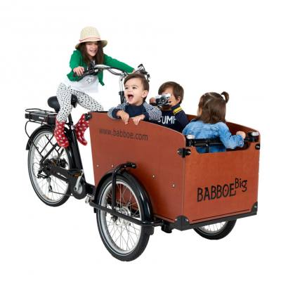 Babboe Big-E Demo bike