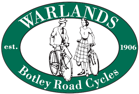 Warlands Botley road cycles